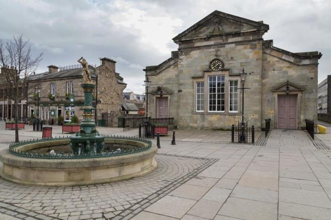Dovecot Mill, Haddington