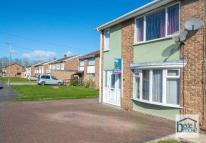2 bed semi detached home for sale in Malvern Crescent...