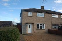 3 bedroom semi detached house for sale in Oundle, PE8