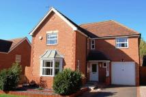 Detached property for sale in Malus Close, Hampton...