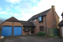 Detached home in Oakleas Rise, Thrapston...