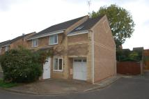 3 bedroom End of Terrace house in Siddons Close, PE8