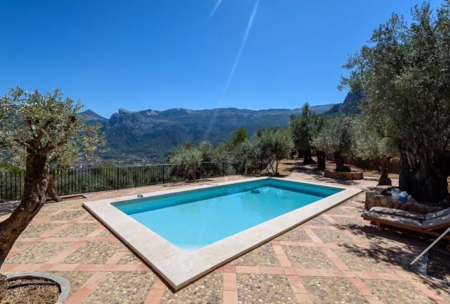 Guest House Pool