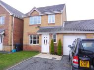 Detached home for sale in St Ives Gardens, Consett
