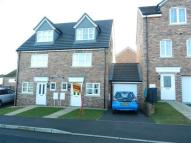 semi detached property in Brackenrigg, Consett