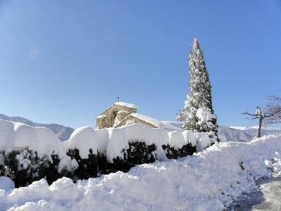 Jujols in Winter