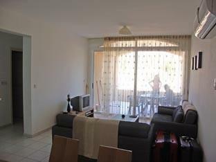 Living to veranda