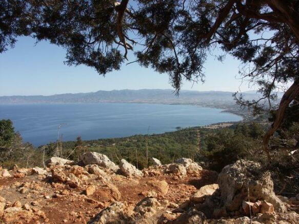 Chrysochous bay