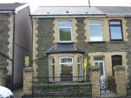 End of Terrace home for sale in Park Street, Cwmcarn...