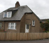 semi detached house for sale in Allan Crescent, Denny...
