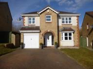Detached home in Dalbeattie Braes...