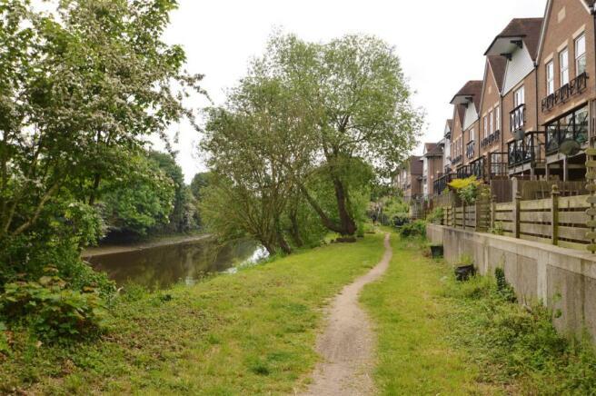 # Path along River.J