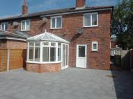 3 bed semi detached property to rent in Westhoughton, Bolton