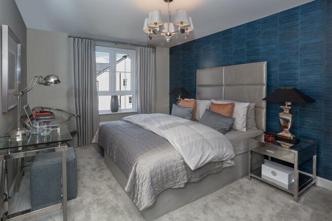 Rothesay bedroom