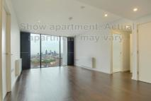 Flat to rent in Strata Building, SE1