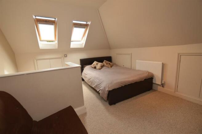 Loft Room/Potential Bedroom Four