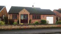 3 bedroom Detached Bungalow to rent in Cromer Close, Mansfield
