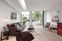 Detached home in Redcliffe Road, Chelsea...