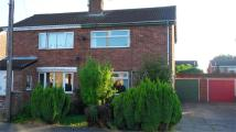 2 bedroom Detached home to rent in Lifton Avenue, Retford...