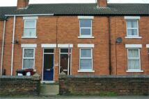 2 bedroom Terraced property to rent in Welbeck Street, Creswell...