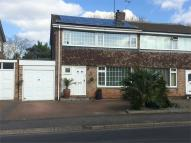 3 bed semi detached house in Windsor Road...