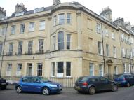 1 bed Flat to rent in St James Square, Bath...