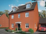 5 bed new property for sale in Brick Kiln Road, Raunds...