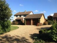 Detached home for sale in Chapel End, Sawtry