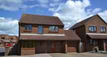 4 bed Detached property for sale in Haddon Way, Farcet...