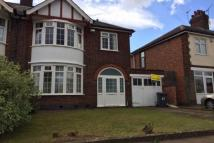 3 bed semi detached home in Meredith Road, Leicester...