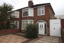 3 bed semi detached property in Off Abbey Lane...