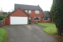 4 bedroom Detached house in Wigan Road, Euxton