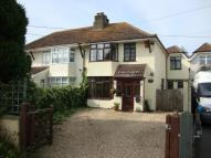 3 bedroom semi detached home for sale in Bridgwater Road, Lympsham
