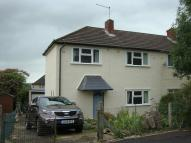 semi detached house for sale in Coronation Road, Banwell