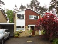 Detached home in Wendover Drive Frimley...