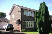 semi detached home in Christie Close ...