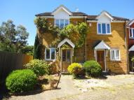 Terraced house to rent in Fennscombe Court...