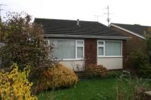 2 bedroom Bungalow in Ashby Close, Brant Road...