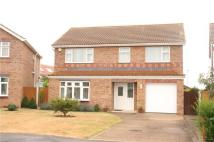 Detached property in Ermine Drive, Navenby...
