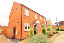 3 bedroom semi detached property in Lime Crescent...