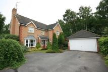 4 bedroom Detached home in Swanholme Close, Lincoln...