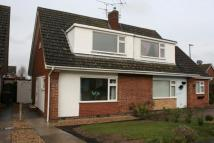 3 bedroom semi detached property to rent in Chiltern Road, Lincoln...
