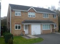 Wentworth Way semi detached house to rent