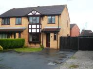semi detached house to rent in Coalport Close, Lincoln...