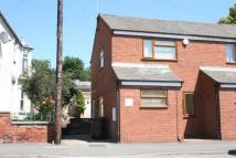 2 bedroom semi detached house in Newland Street West...