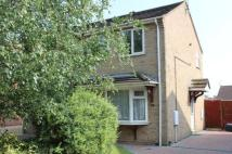 2 bedroom semi detached home in Roxholm Close...