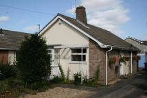 Bungalow to rent in St Giles Avenue...
