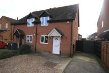 semi detached home in Westbeck, Ruskington...
