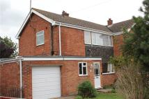 semi detached house for sale in Meadowfield, Sleaford...