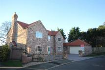 new property for sale in Hall Close, Heckington...